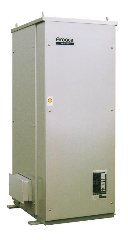 Yazaki - Water Fired Single-Effect Chillers and Chiller-Heaters
